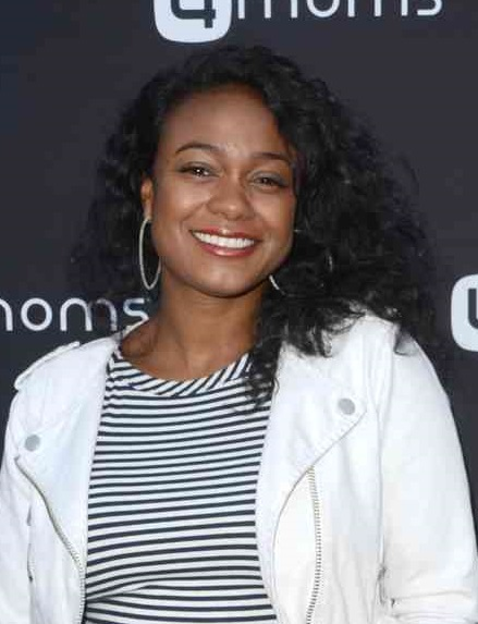 Tatyana Ali Talks Breastfeeding