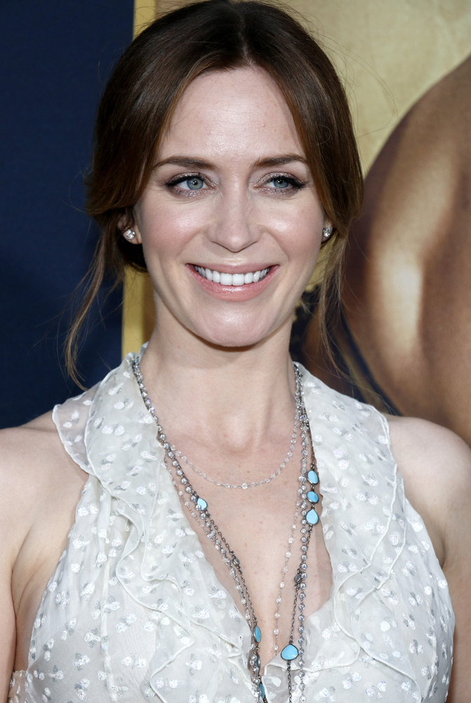 Emily Blunt on Breastfeeding