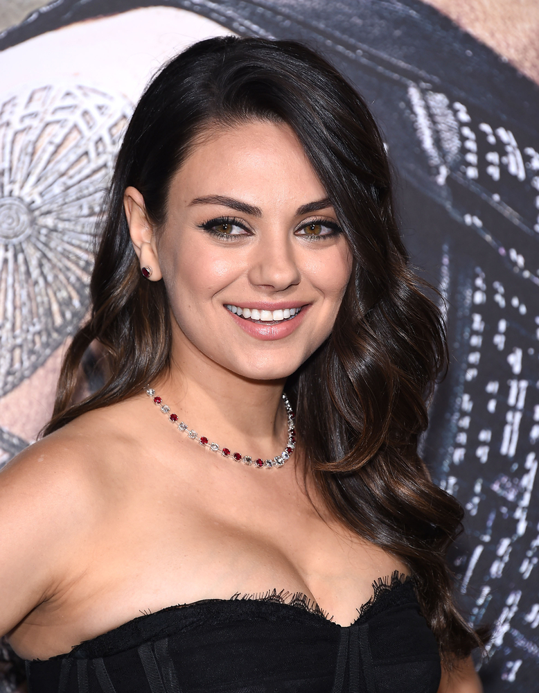 Mila Kunis Talks Breastfeeding