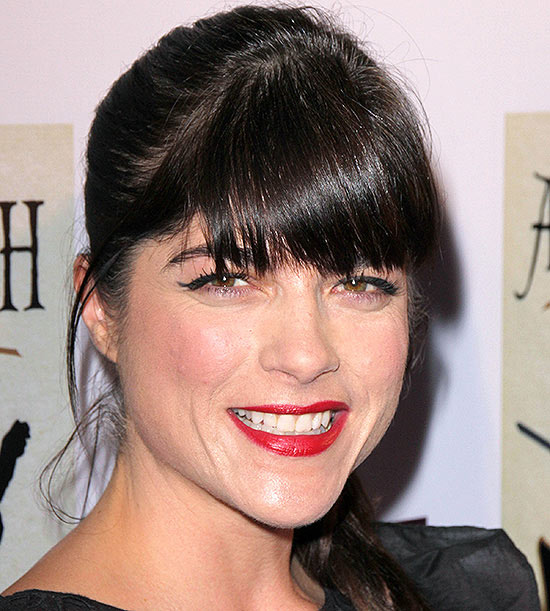 Selma Blair headshot