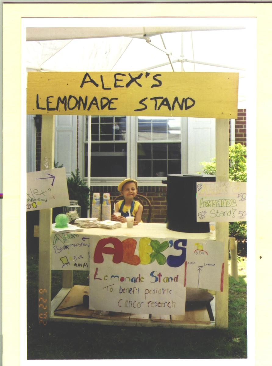 The Scott Family: Alex's Lemonade Stand Foundation