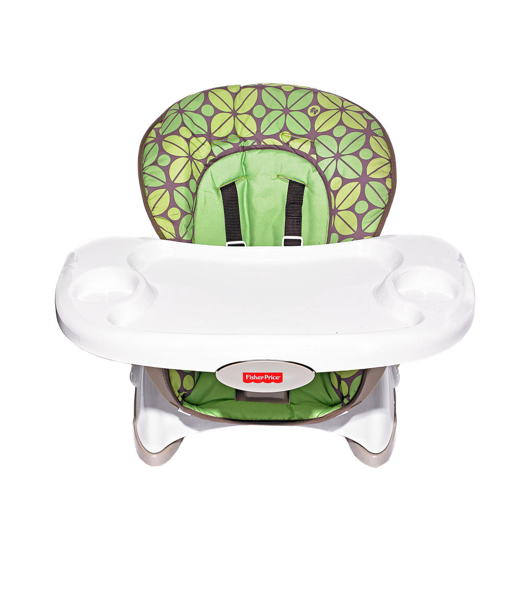 Space-Saving High Chair