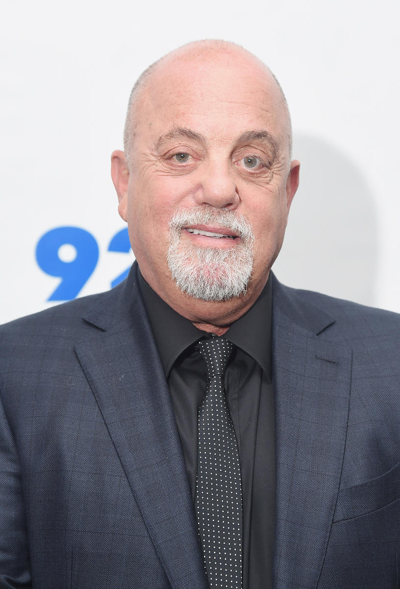 Billy Joel Headshot