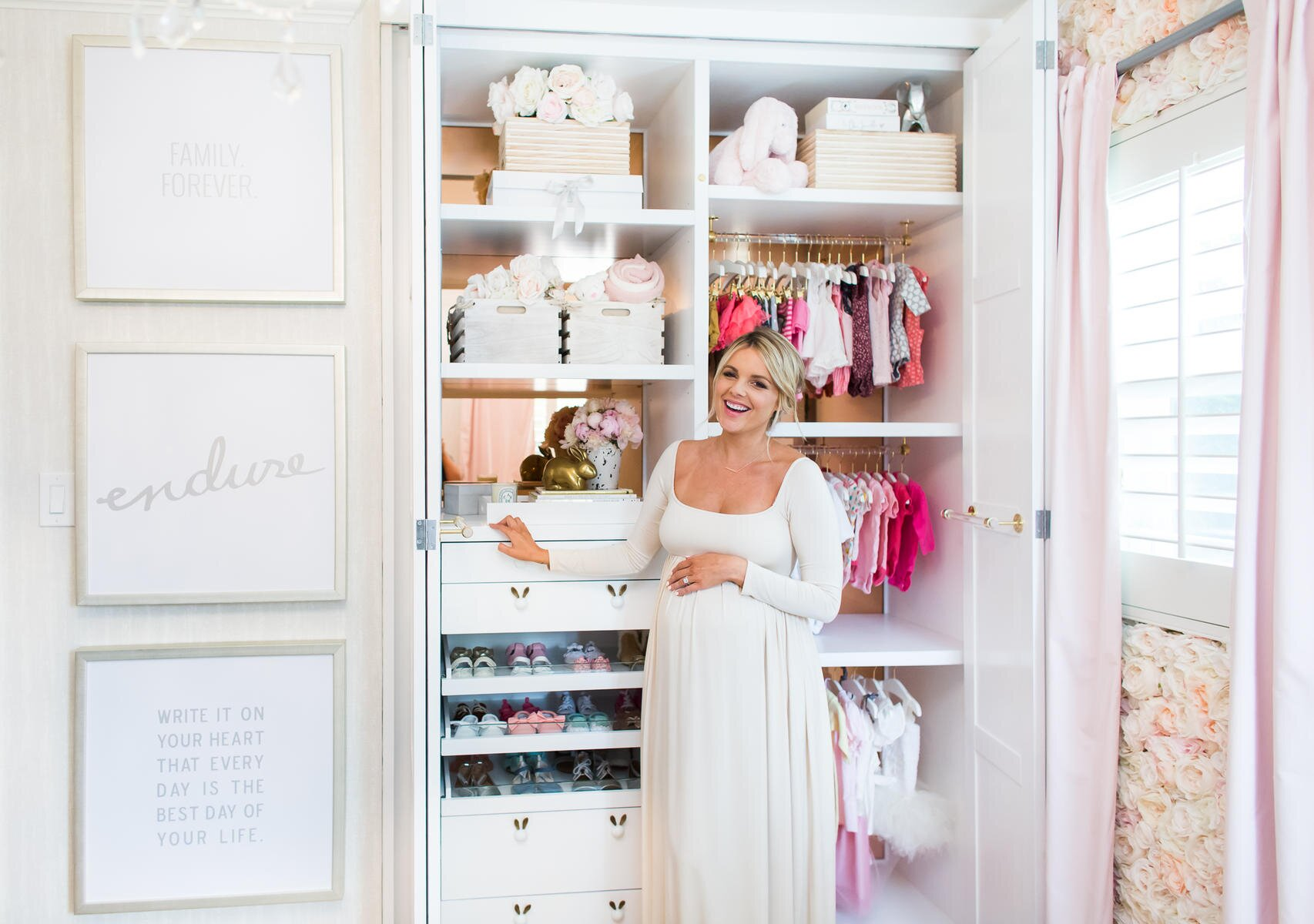 16 Gorgeous Celebrity Baby Nurseries