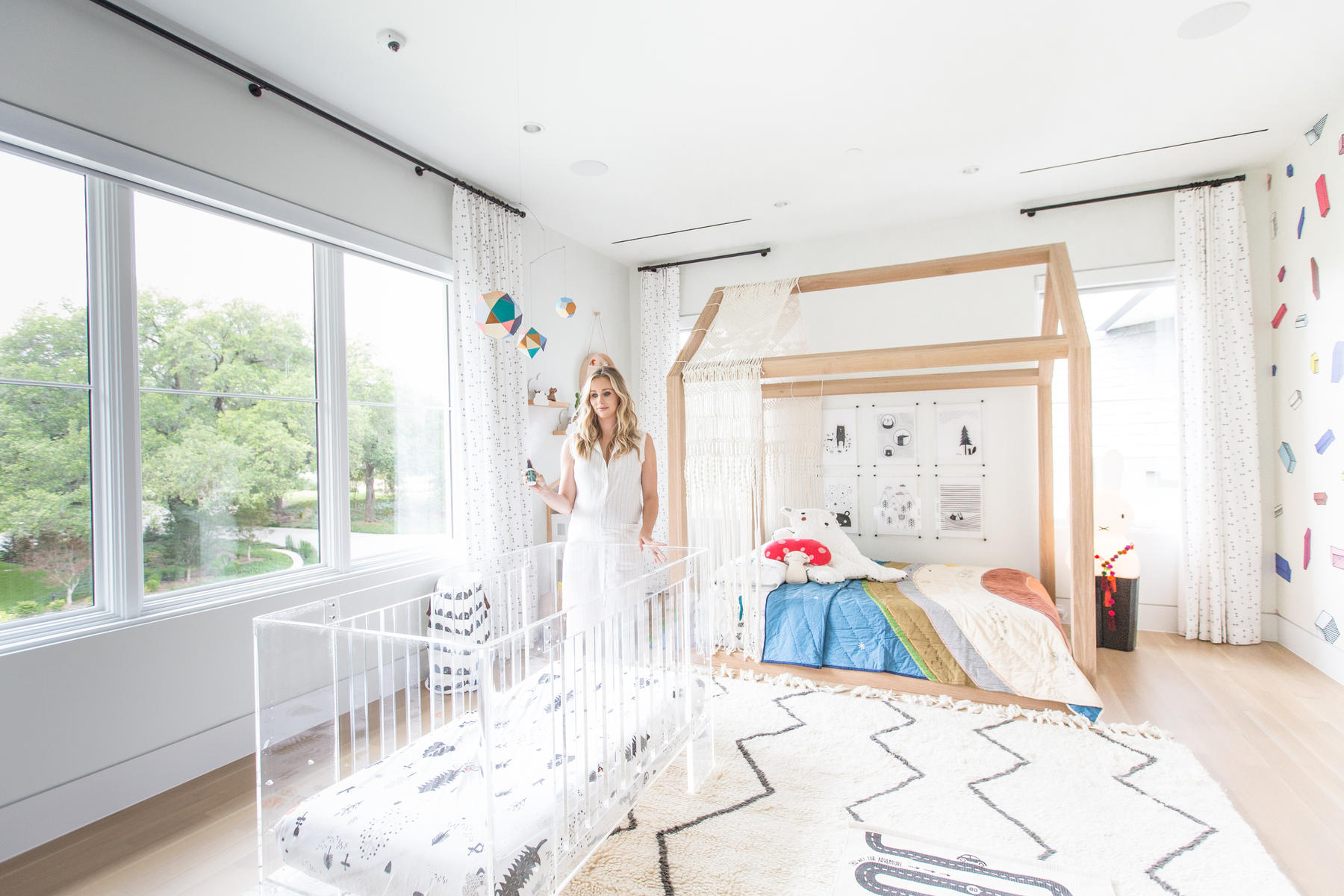 Candice and Tony Romo's Nursery
