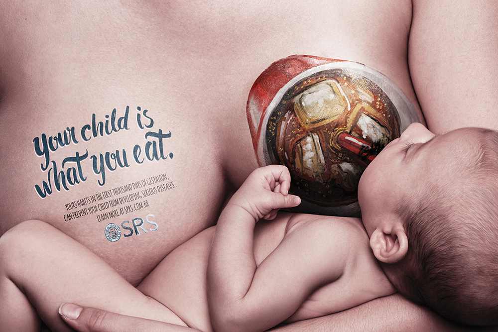 breastfeeding PSA with soda