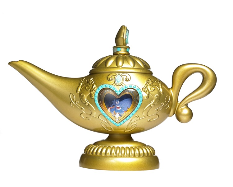 Jakks Pacific Aladdin Magic Genie Lamp