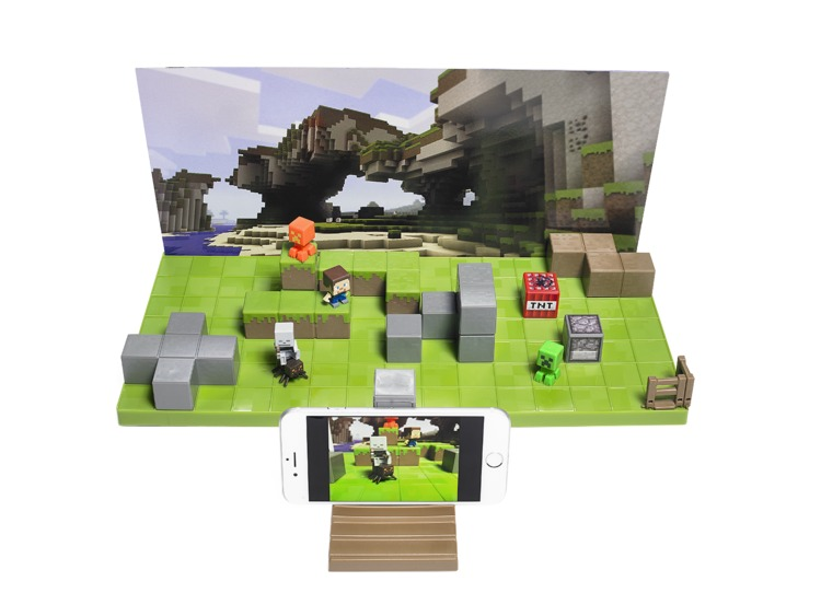 Mattel Minecraft Stop-Motion Movie Creator