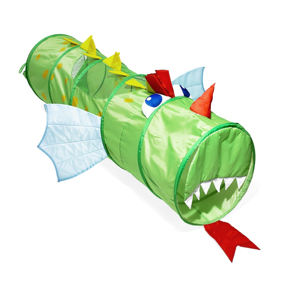 Haba Croco Kuno Dragon Crawling Tunnel