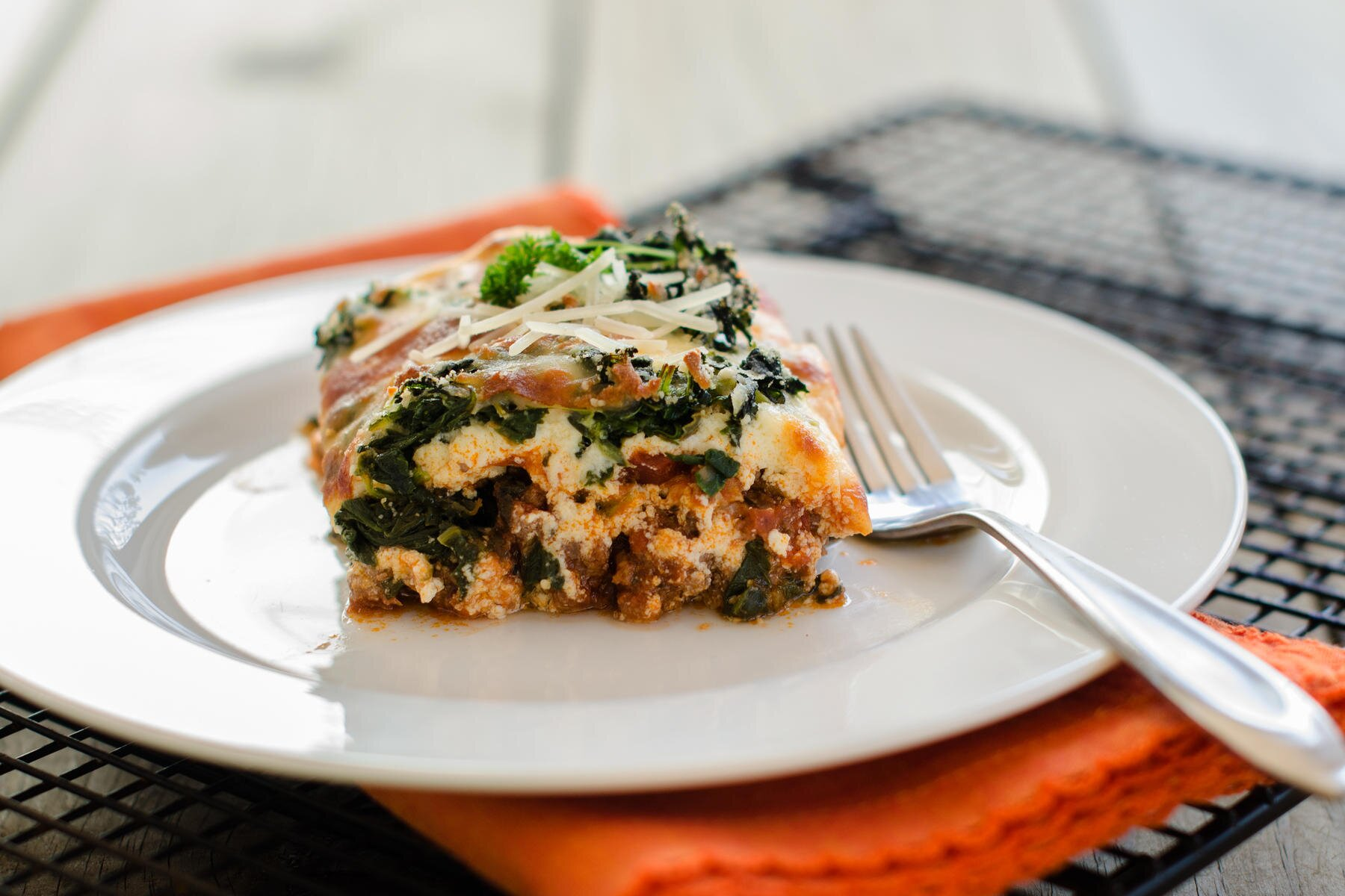 Lazy Lasagna Recipe From The Trim Healthy Mamas Parents