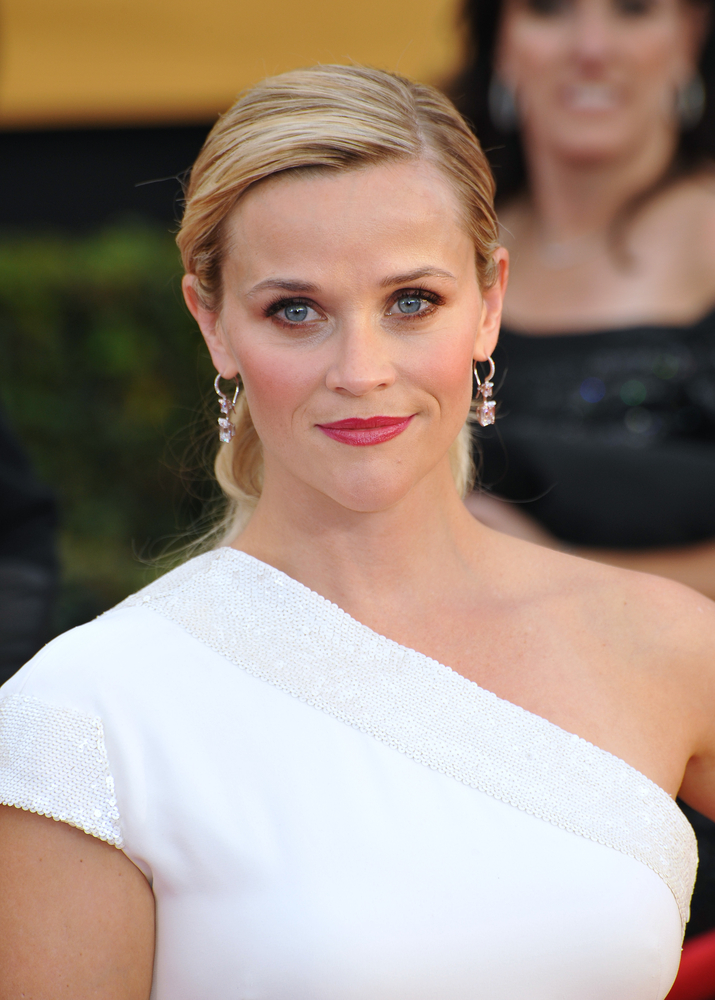 Headshot of Reese Witherspoon