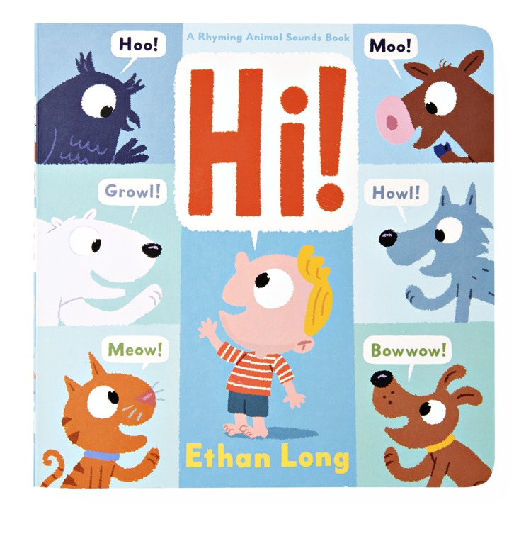 Hi! Picture Book