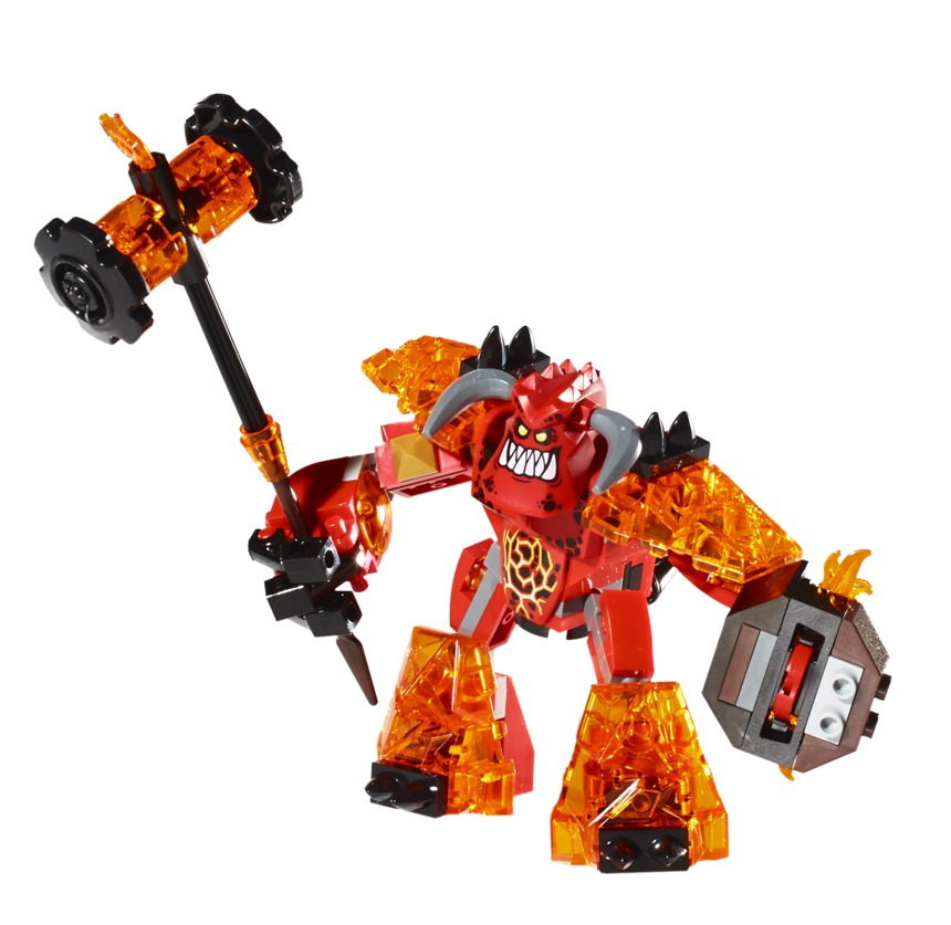2016 Toys of the Year Nexo Knights Axl's Tower Carrier