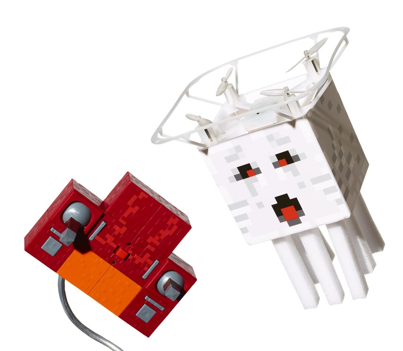 2016 Toys of the Year Mattel Minecraft RC Ghast