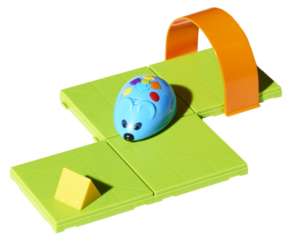 2016 Toys of the Year Code & Go Robot Mouse Activity Set