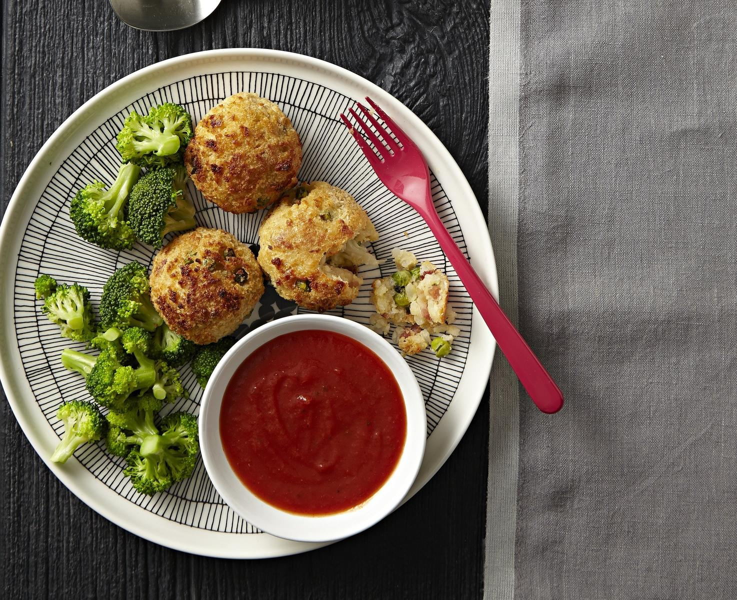 Make It Later: Baked Arancini