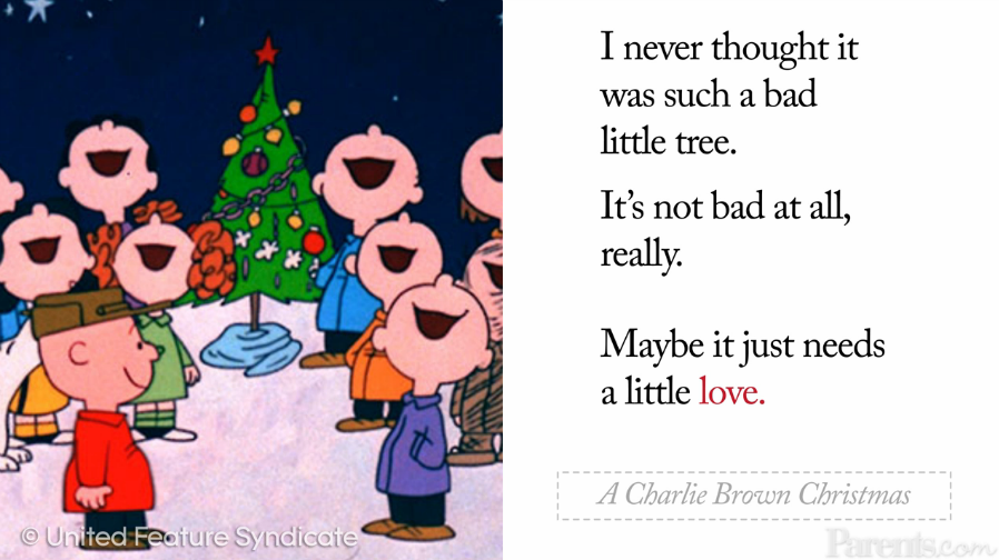 Christmas Quotes Video Screen Shot