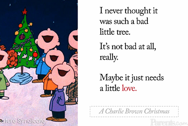 Love Nikki Christmas Reunion.Charlie Brown Christmas Quotes