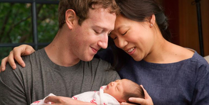 Zuckerberg Chan family