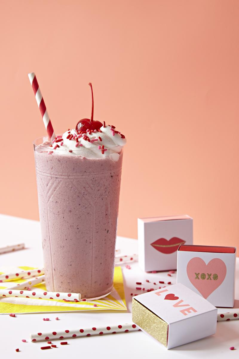 Soda-Shop Milkshakes