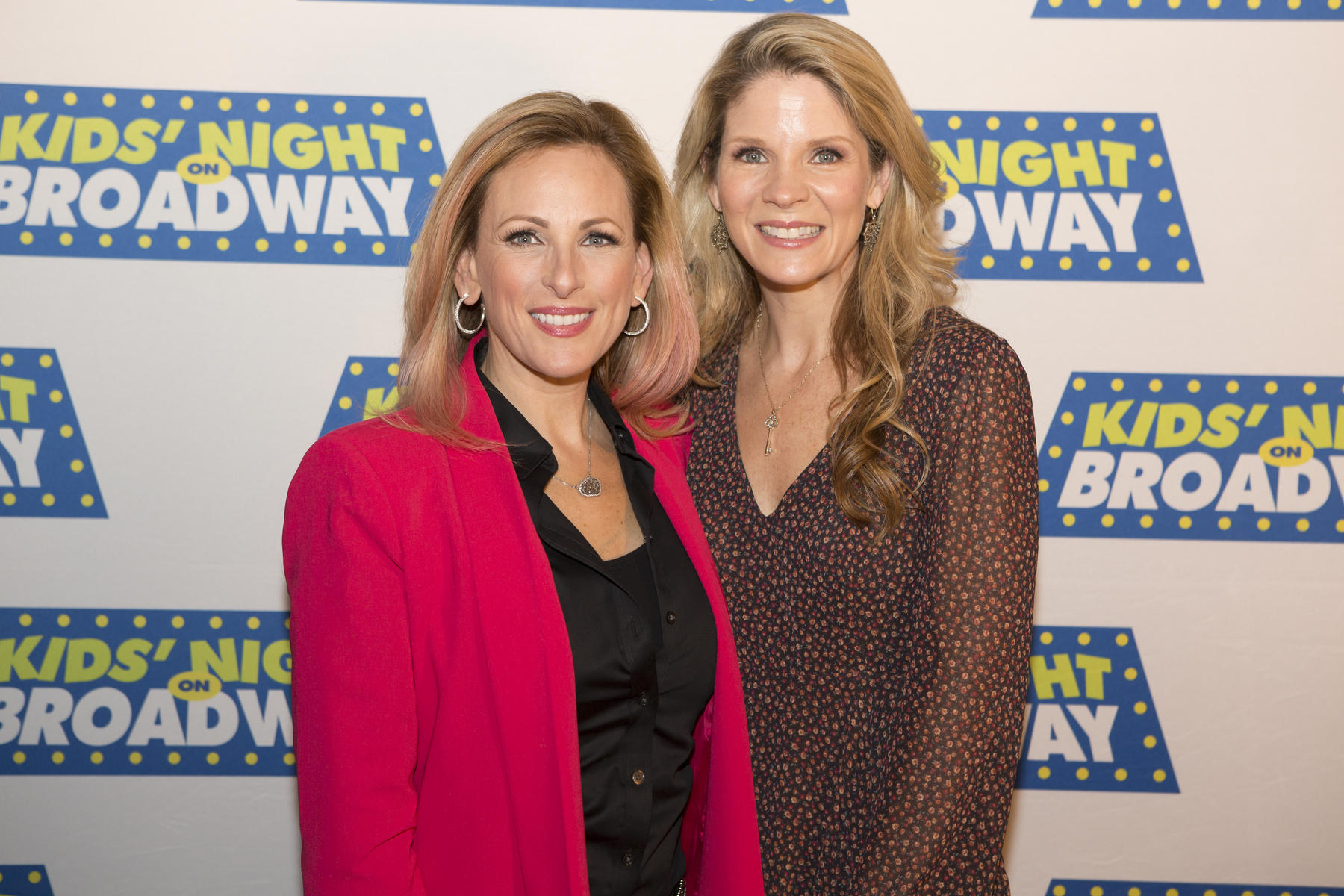 Kelli O'Hara Kids on Broadway