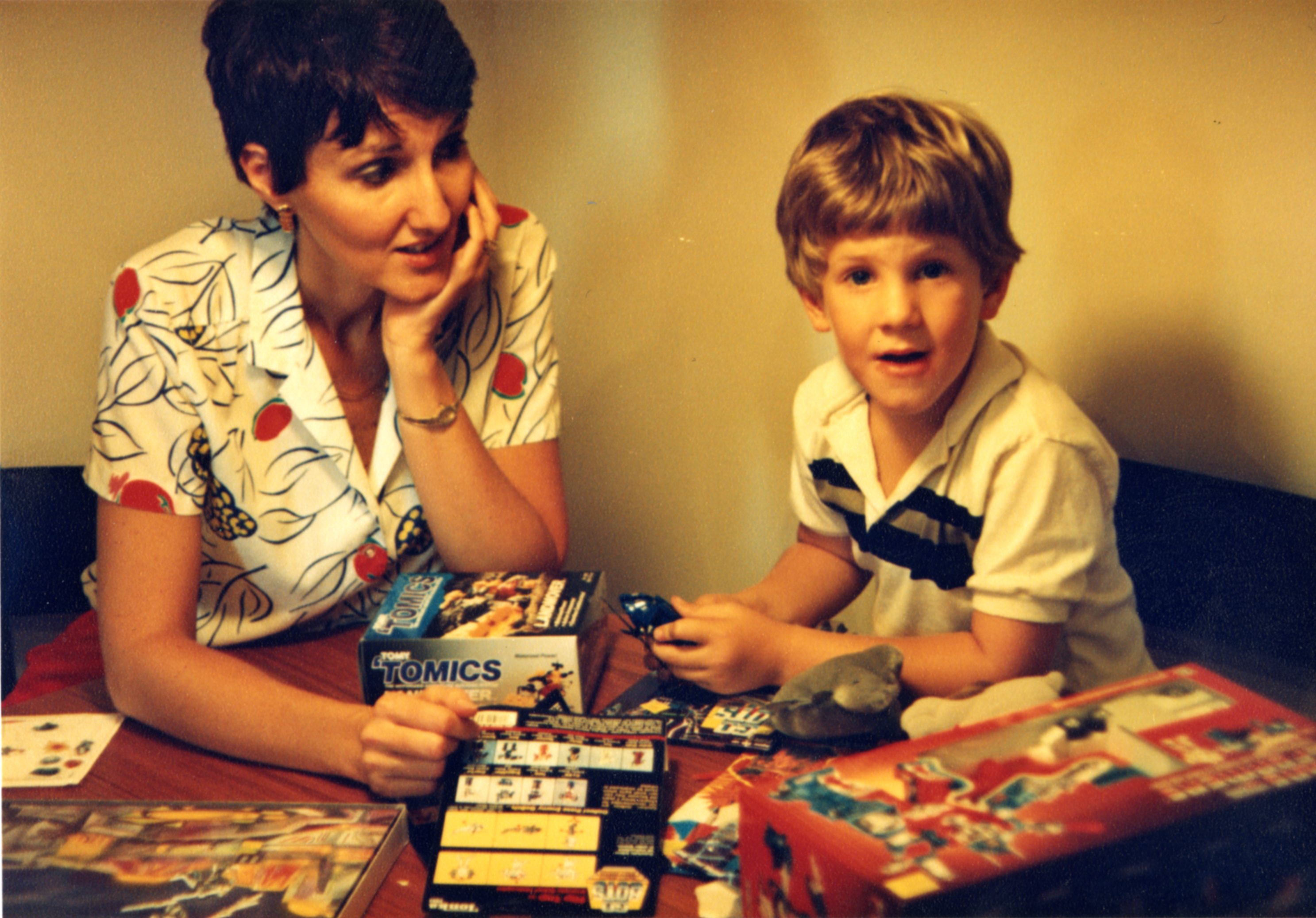 Sue Klebold and her youngest son. (Photo courtesy of Sue Klebold)