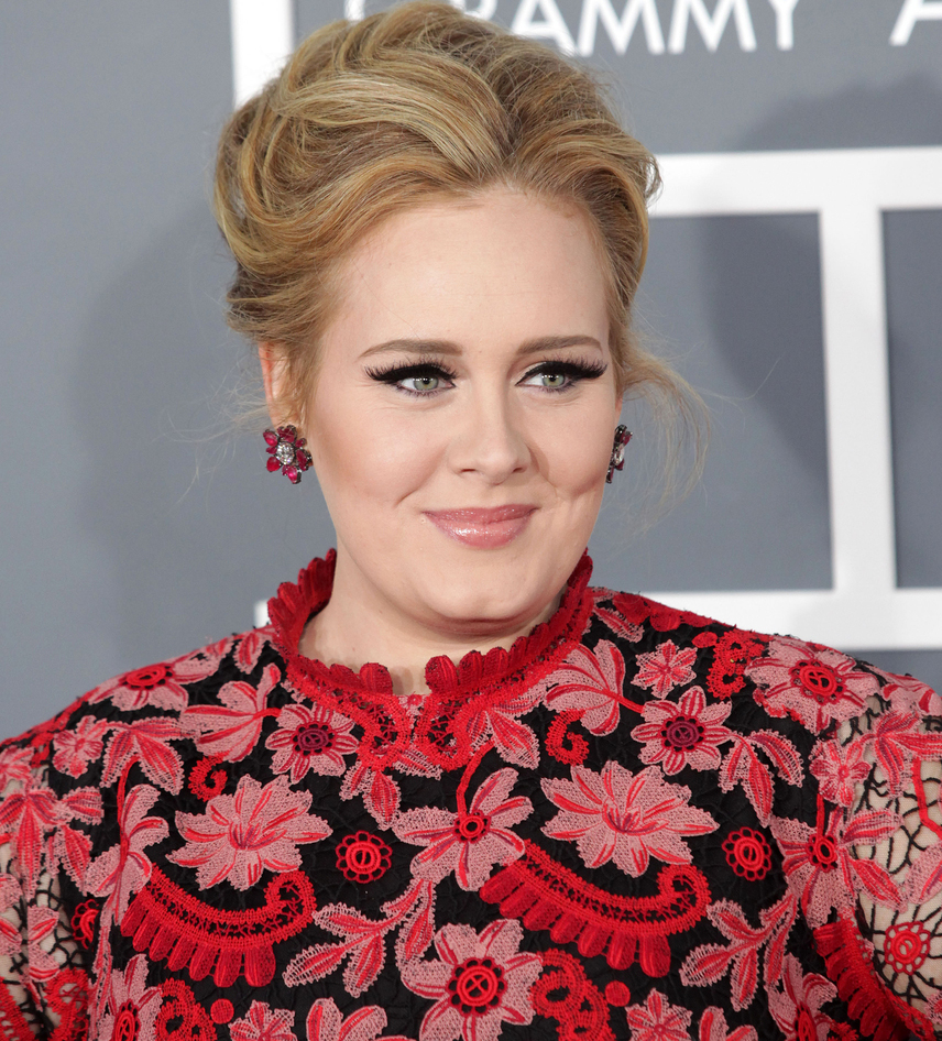 Adele at 2013 Grammys