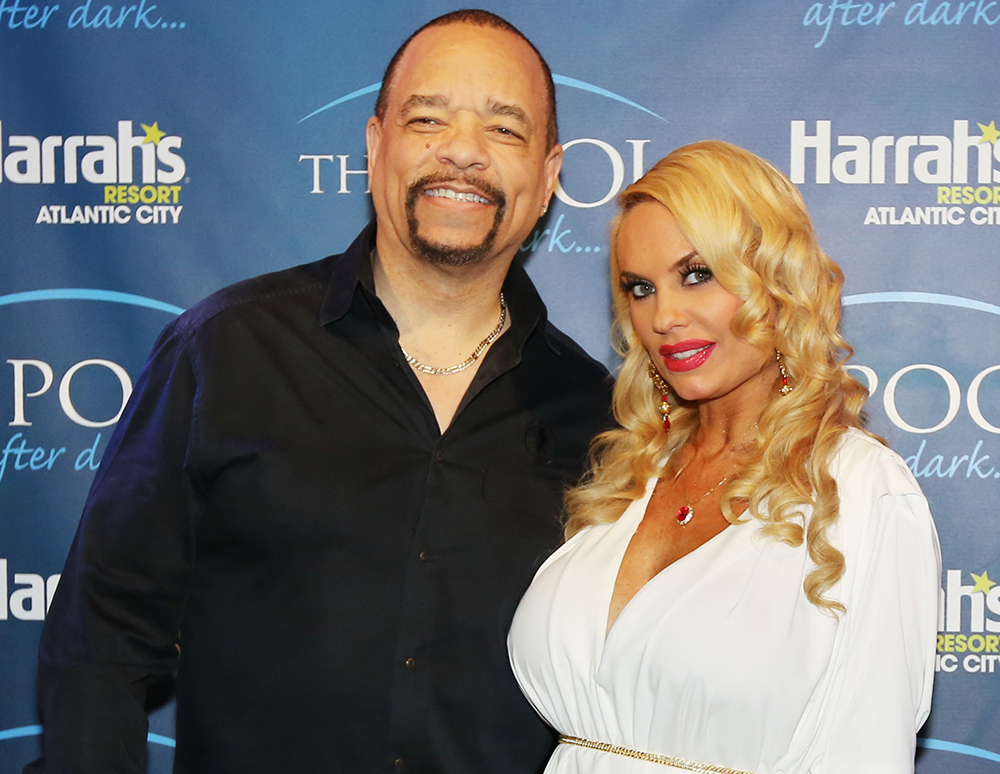 Coco Austin and Ice T 2015