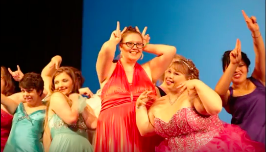 Girls with disabilities show they're not defined by their disabilities in 2016 Miss Unstoppable Pageant.
