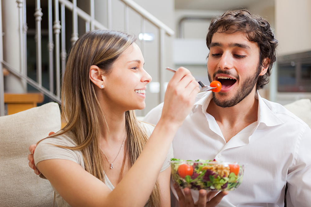 Can Eating Tomatoes Give Men Super Sperm Parents