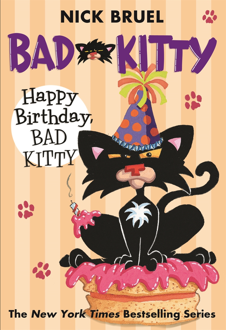 Bad Kitty Children's Book