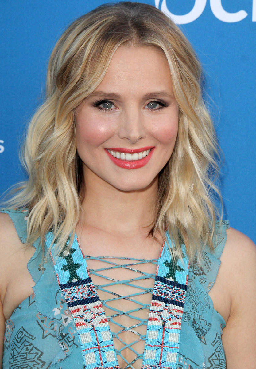 Kristen Bell talks about global health and safety for children and why she vaccinates her kids.