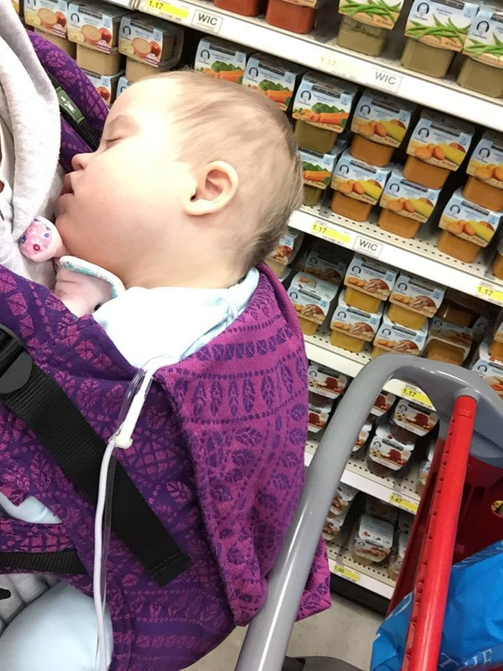 Mom of baby adopted from orphanage writes open letter to woman at Target who criticized her for 'spoiling that baby.'