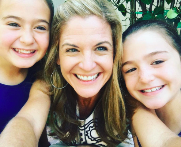 """Momastery"" mom blogger Glennon Doyle Melton shared her thoughts about body image, her daughters' futures, and her eating disorder past."