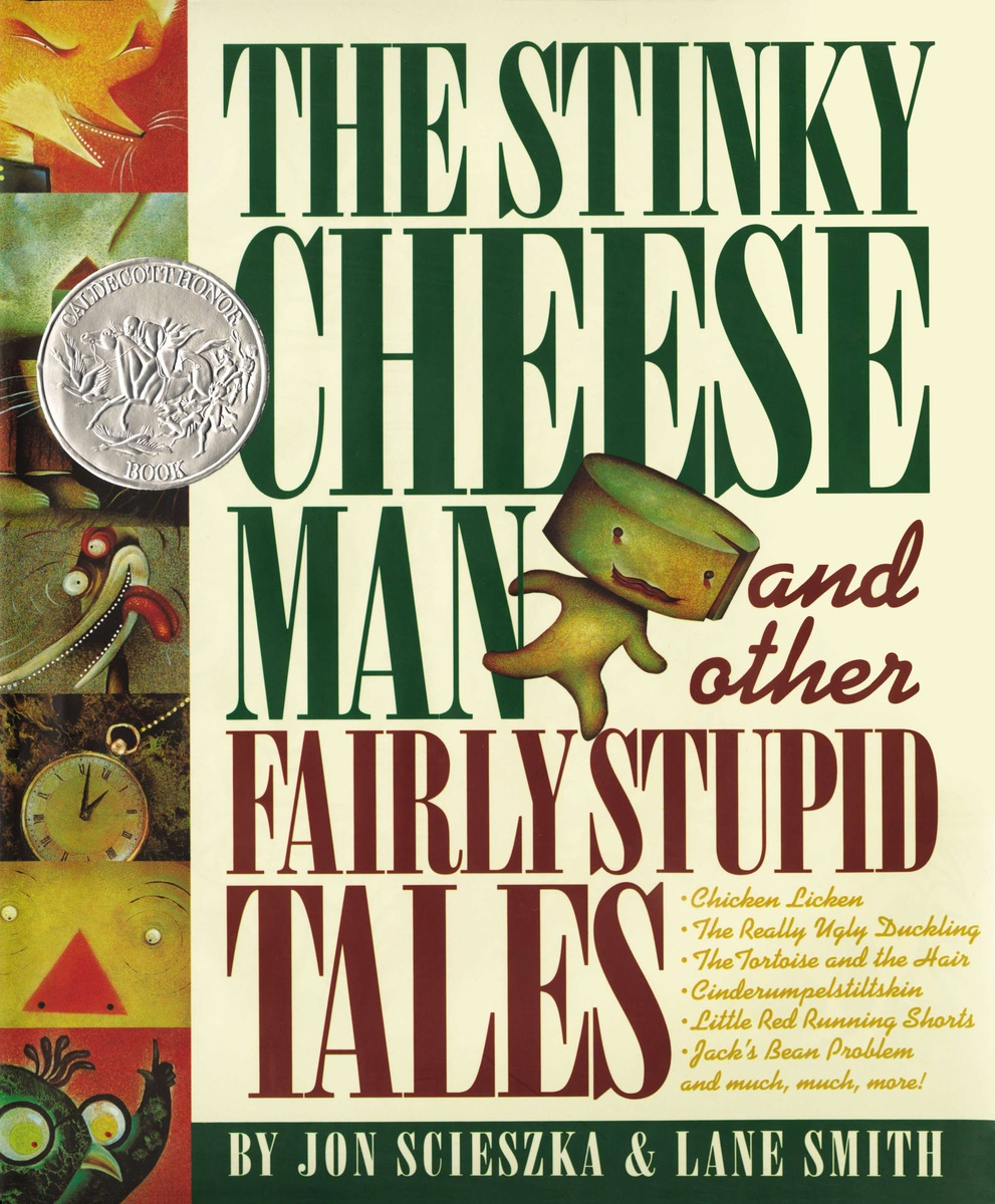 The Stinky Cheese Man