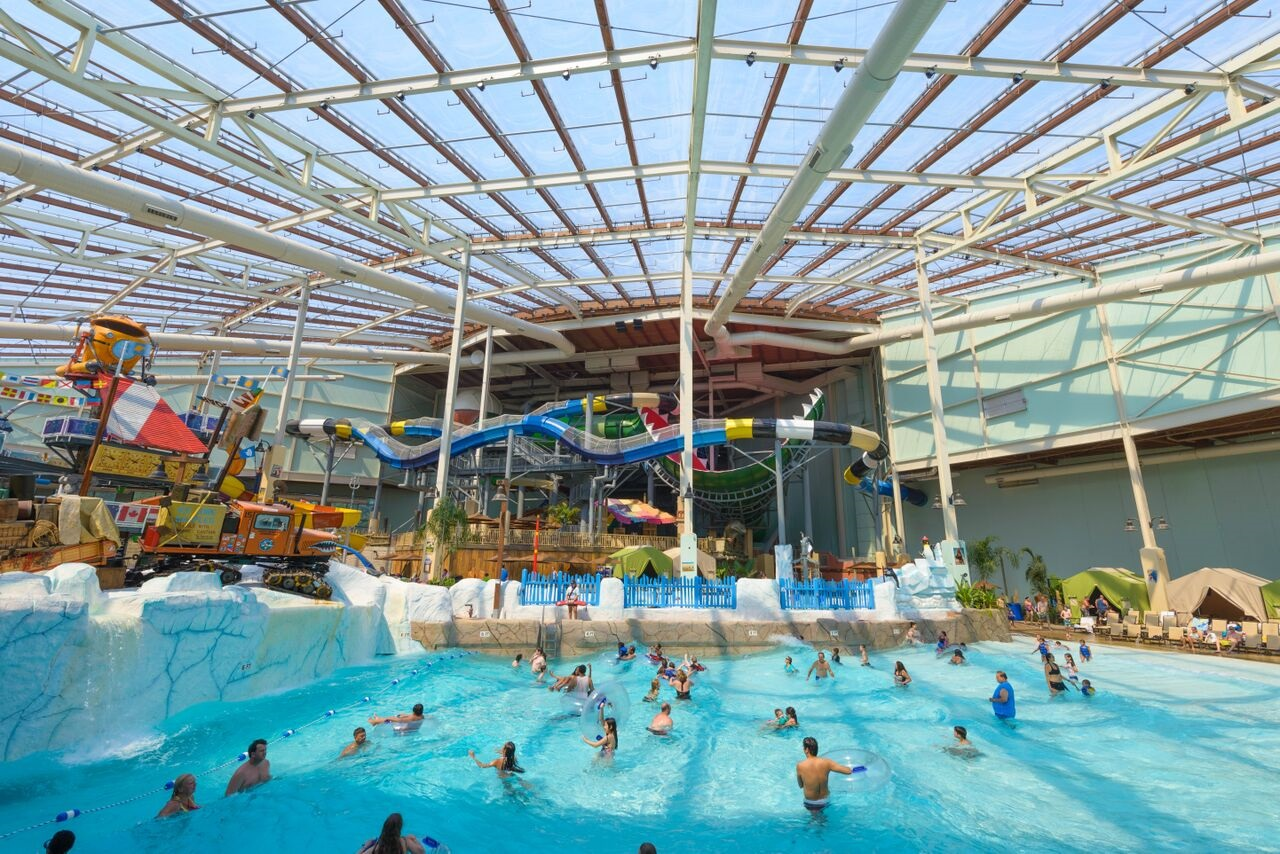 Aquatopia at Camelback Lodge
