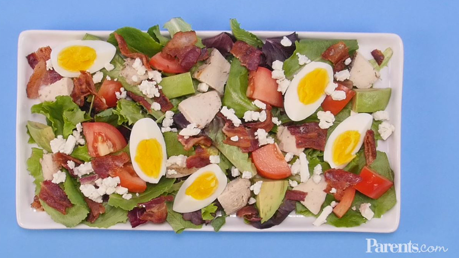 Quick Dinners From the Supermarket Salad Bar