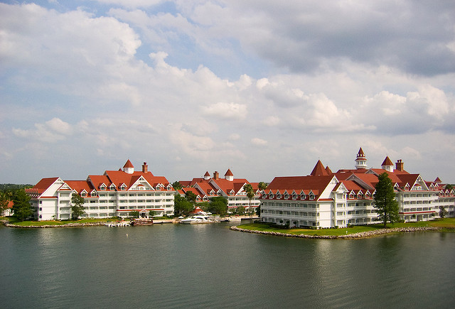 Alligator dragged toddler into lagoon at Disney's Grand Floridian
