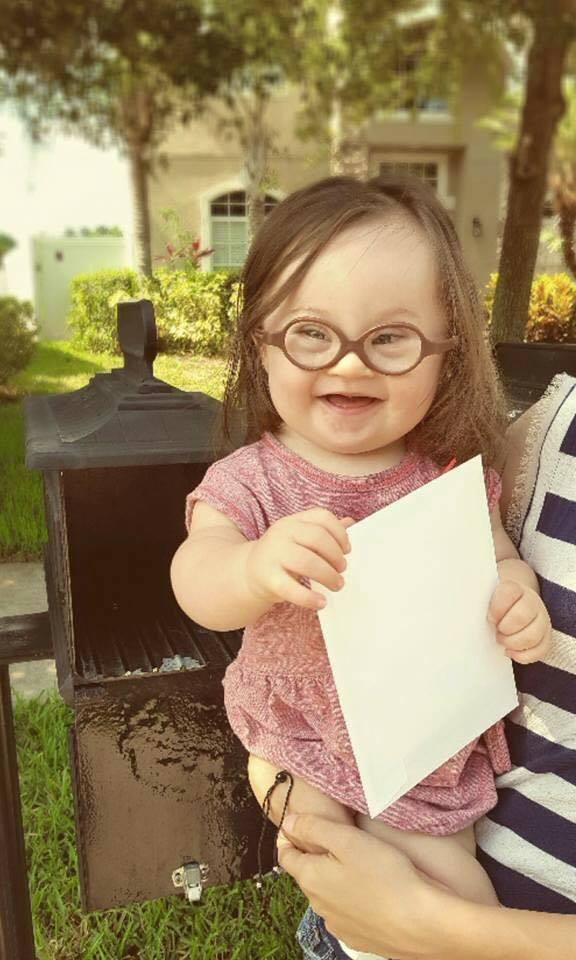 Mom's letter to doctor who told her to abort baby with Down syndrome.