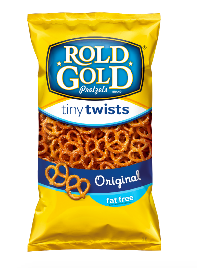 Frito-Lay issues voluntary recall of Rold Gold pretzels.
