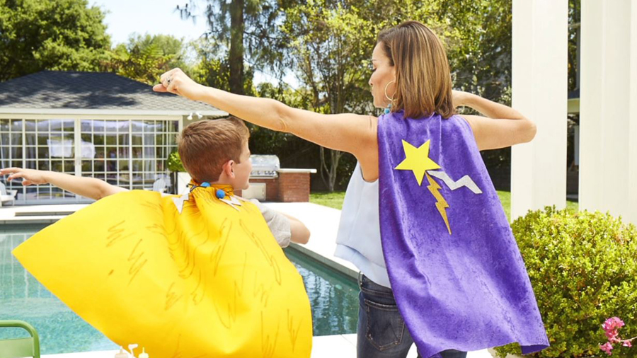 Join Our Capes for Kids Campaign!