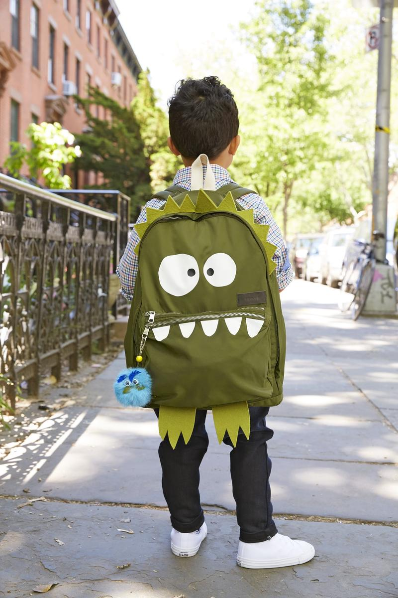 The Google-Eyed Monster Backpack