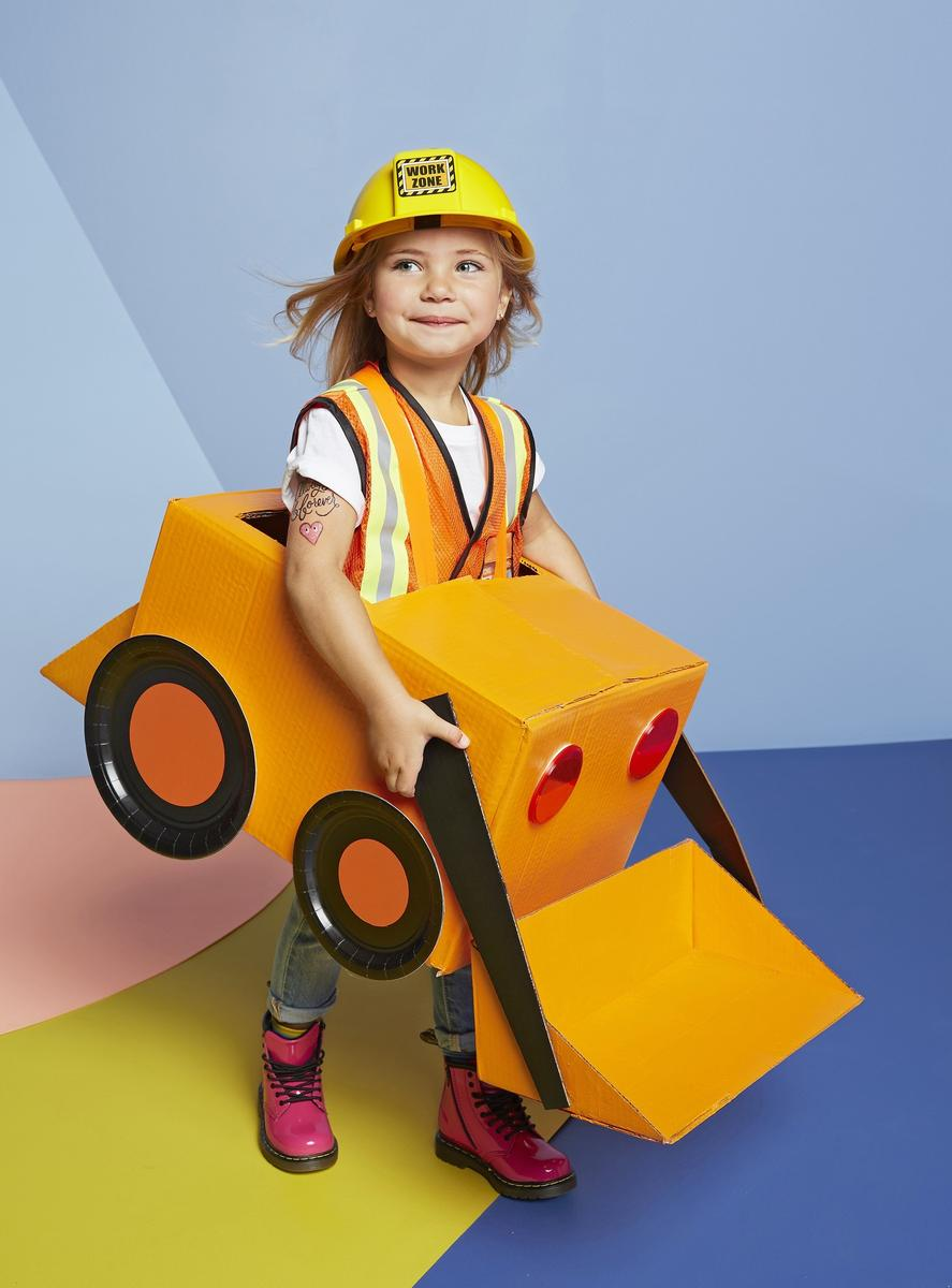 Construction Cruiser Costume