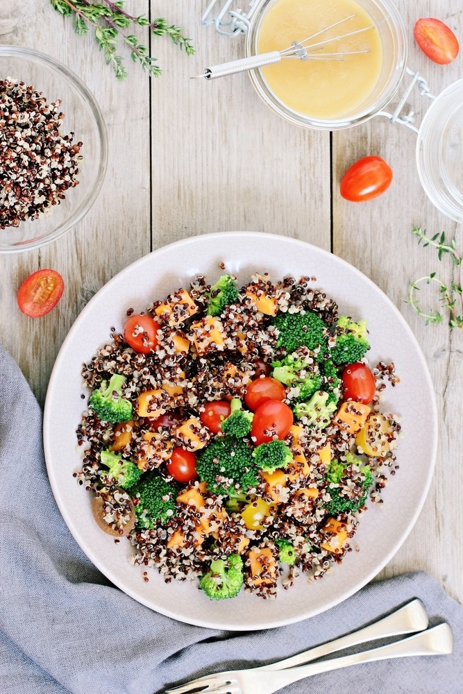 Make-Ahead Quinoa