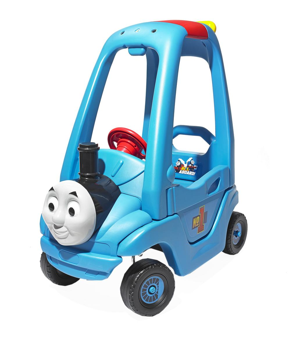 Best Toys Dynacraft Thomas and Friends Foot to Floor Car