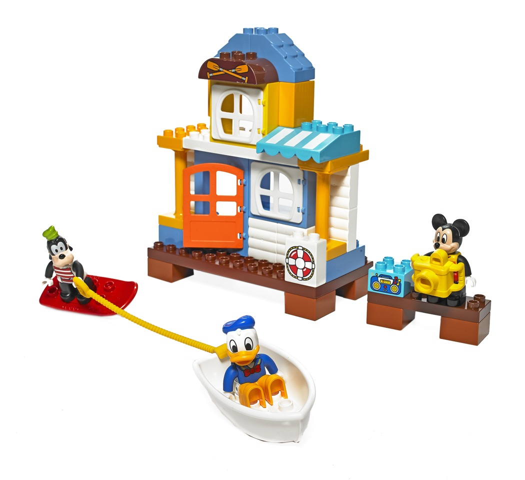 Best Toys Lego Mickey & Friends Beach House