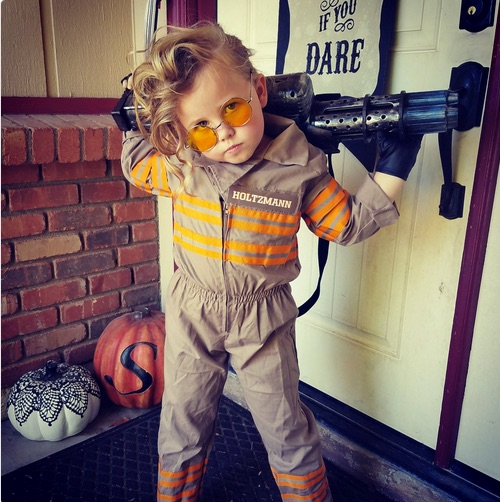 Tiny Holtzmann Ghostbusters Costume