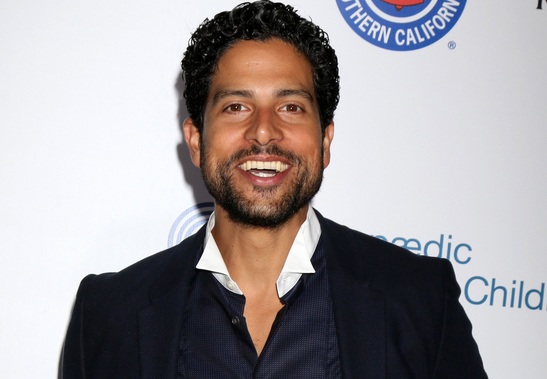 Adam Rodriguez Parents Latina