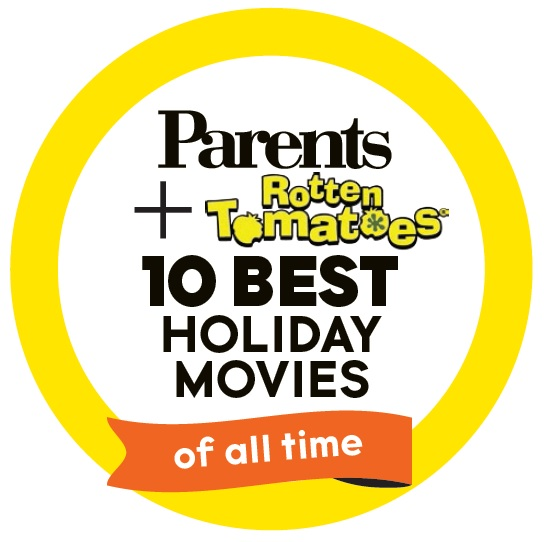 Parents And Rotten Tomatoes Joint Logo