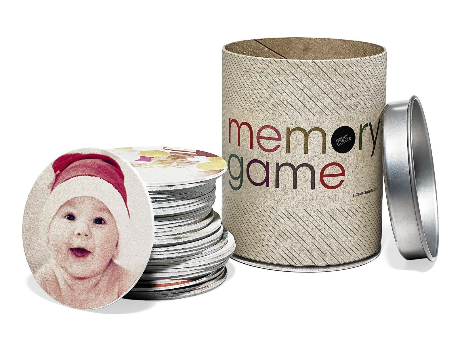 Charitable Giving Memory Game